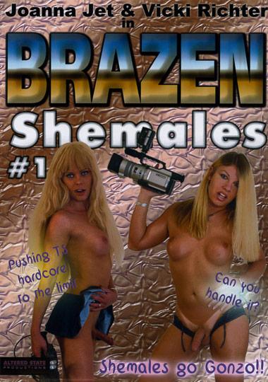 Brazen Shemales (2003) - TS Joanna Jet