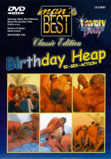 Birthday Heap - Bi-Sex-Action (2006) - Bisexual