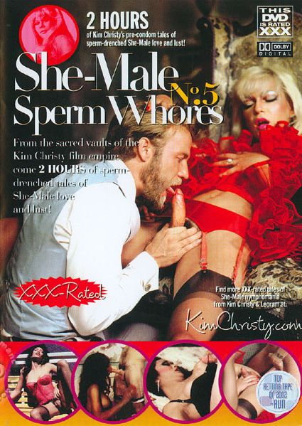 She-male Sperm Whores 5 (2004)