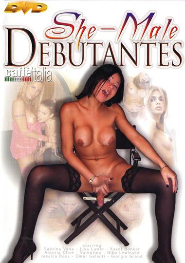 She-Male Debutantes (2006) - TS Karol Bonkar