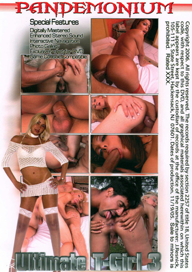 Ultimate T-Girl 3 (2006) - TS Milena Vendramine