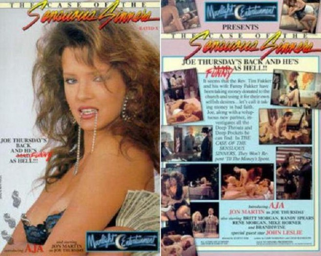 image Case of the sensuous sinners 1988