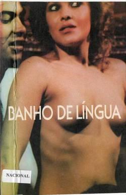 Banho de lingua 1985 brazil vintage porn movie
