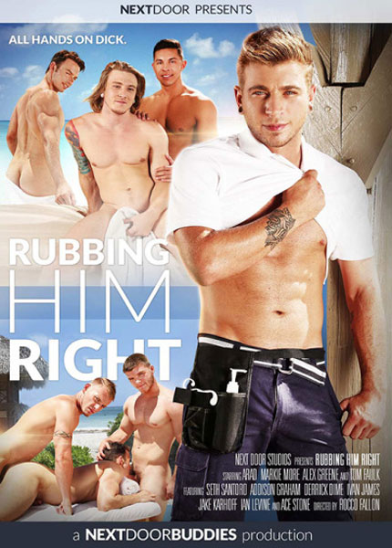 Rubbing Him Right (2016)