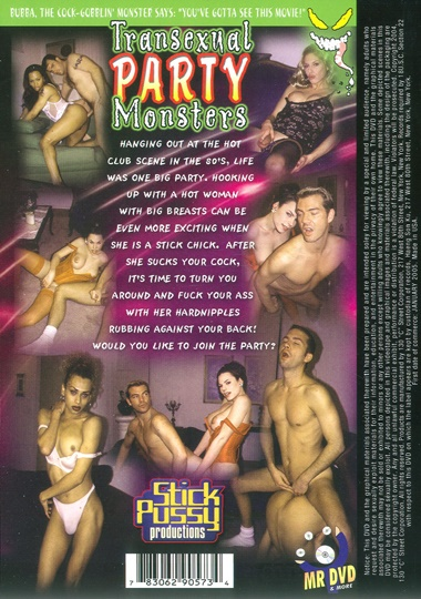 Transexual Party Monsters (2000) - TS Kimberly Devine