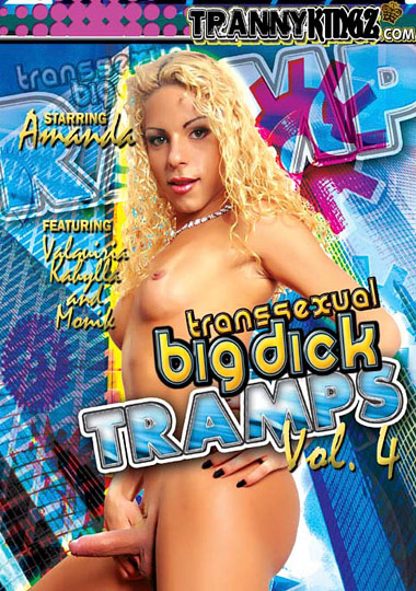 Transsexual Big Dick Tramps 4 (2011)
