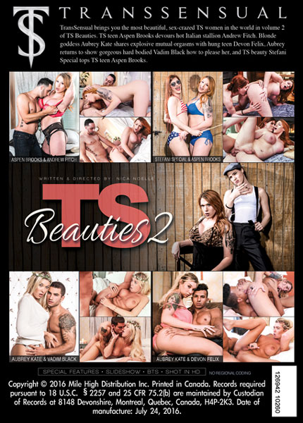 TS Beauties 2 (2016)