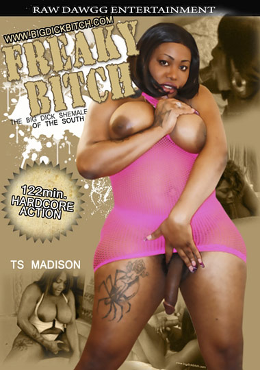Freaky Bitch (2011) - TS Madison