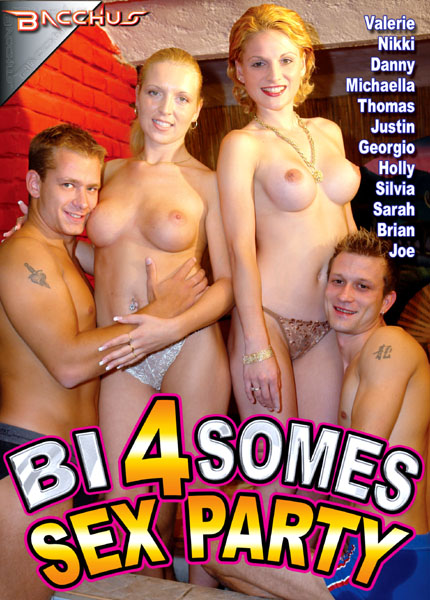 Bi 4somes Sex Party (2011)