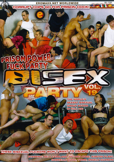 Bi Sex Party 19 - Prison Power Fuck Party (2012)