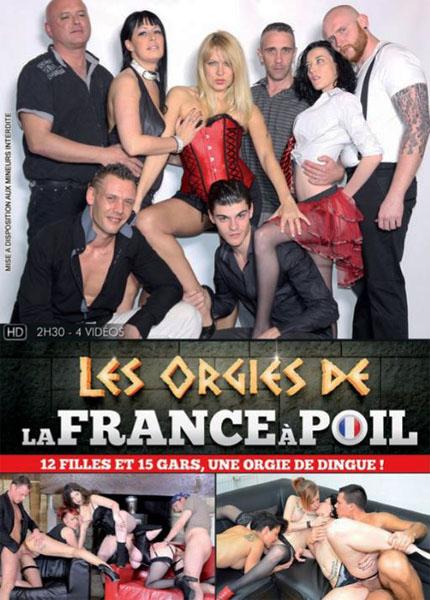 Les Orgies De La France A Poil (2016)