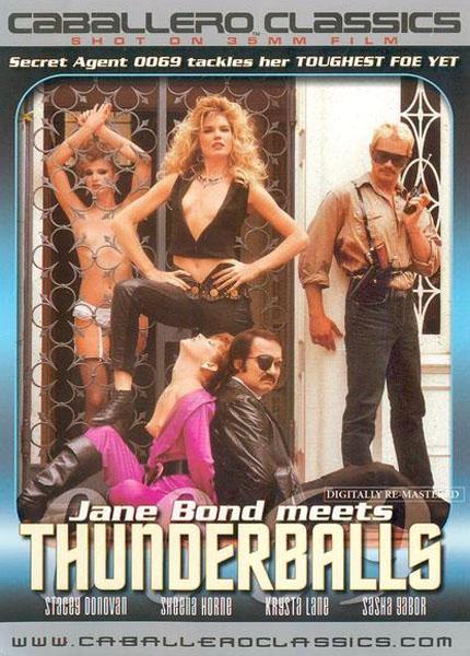 Jane Bond Meets Thunderballs (1986)