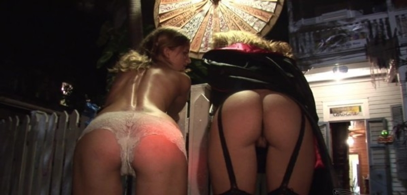 Chelsea_ Janelle - Milf and Younger Girl Licking Pussy at Wild Fantasy Fest After Hours Party_cover,