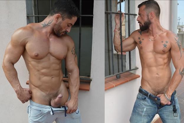 Robin Sanchez and David Avila