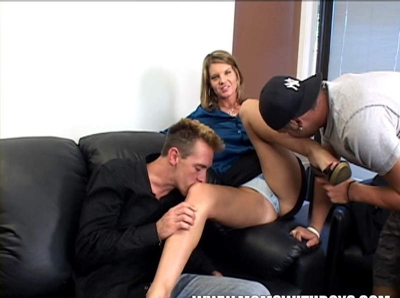Angry boss kayla quinn fucks two insubordinate employees 5