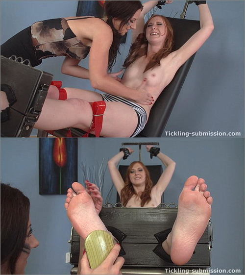 Bondage sex and torture