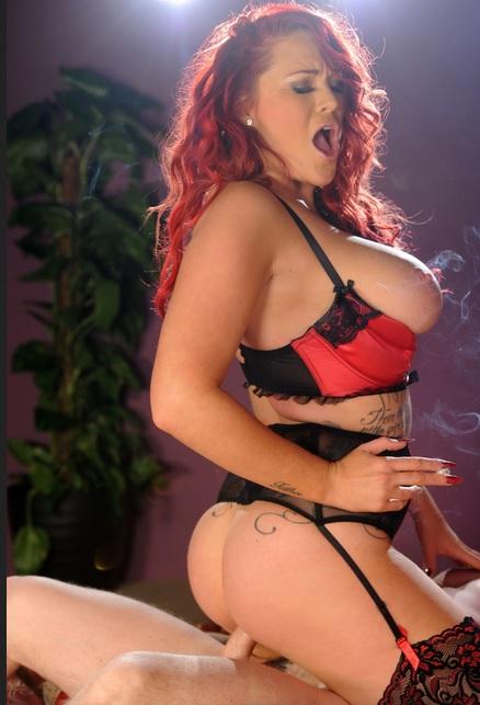 Lucy devine marlboro reds smoking facesitting 6