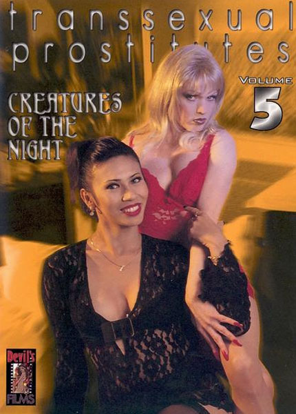 Transsexual Prostitutes 5 (1997) - Marilyn Mansfield