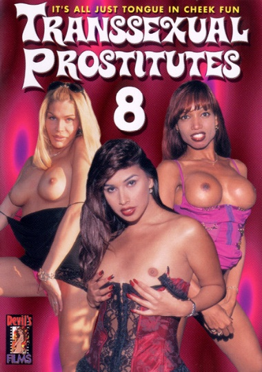 Transsexual Prostitutes 8 (1998) - TS Vanity