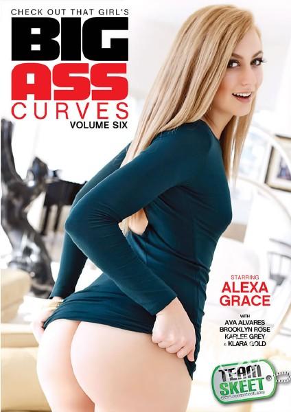 Big Ass Curves 6 (2015) - Alexa Grace