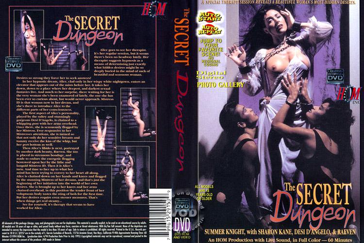 The Secret Dungeon,