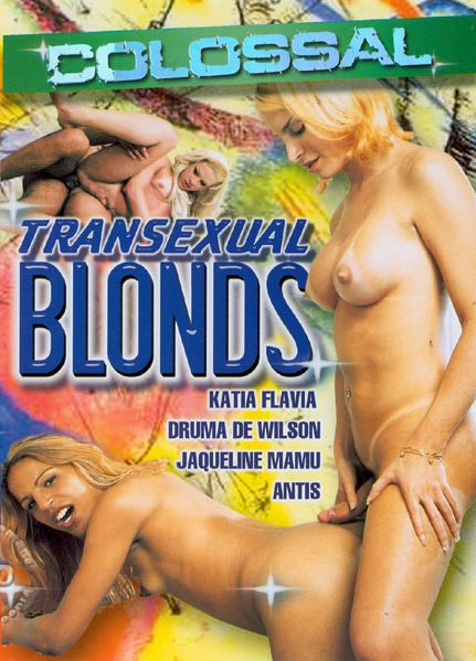 Transexual Blonds (2004) - TS Katia Flavia