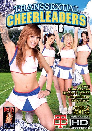 Transsexual Cheerleaders 8 (2012)