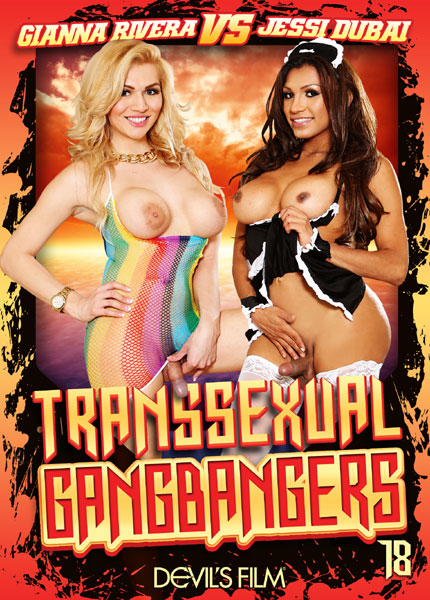 Transsexual Gang Bangers 18 (2014)