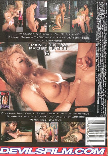 Transsexual Prostitutes 6 (1998) - TS Vanity