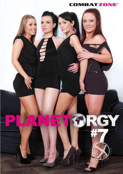Planet Orgy 7 (2015) - Adel Sunshine