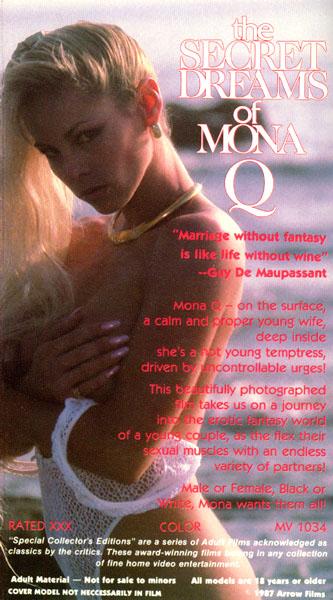 Secret Dreams of Mona Q (1976) - Sharon Mitchell