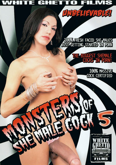 Monsters of She Male Cock 5 (2008) - TS Gabriela