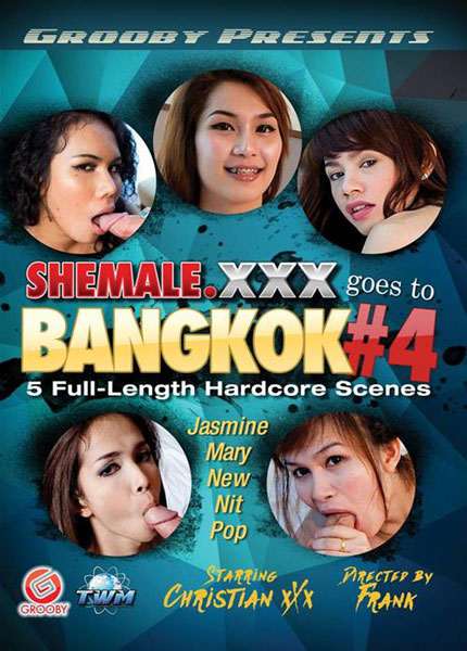 Shemale XXX Goes to Bangkok 4 (2015) - TS Jasmine