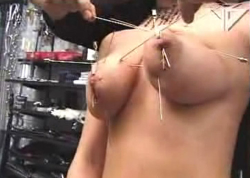 Amateur japanese slaves electro bdsm and extreme wooden rack 2