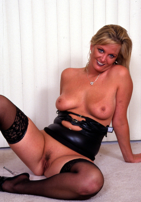 Another MILF, mounted by two cocks today!