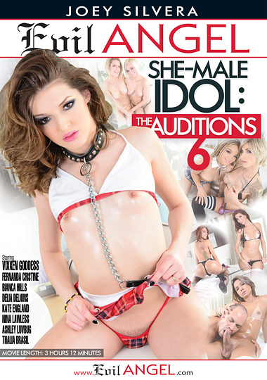 She-Male Idol - The Auditions 6 (2015) - TS Bianca Hills