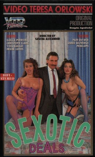 Sexotic Deals (1989) - Gaelle Pererra