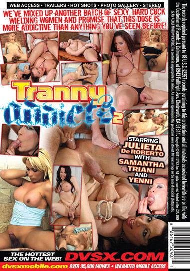 Tranny Addicts 2 (2011) - TS Julieta De Roberto