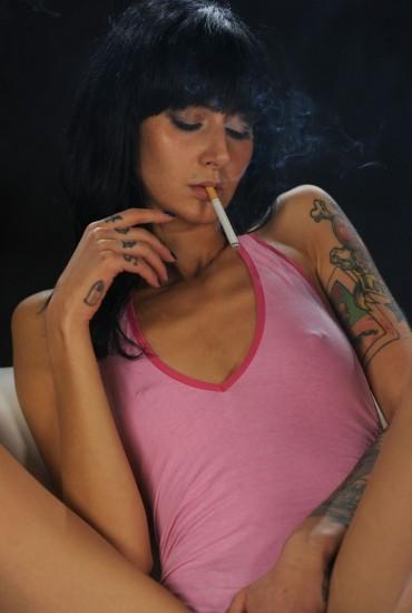 Smoking Fetish Glory Hole