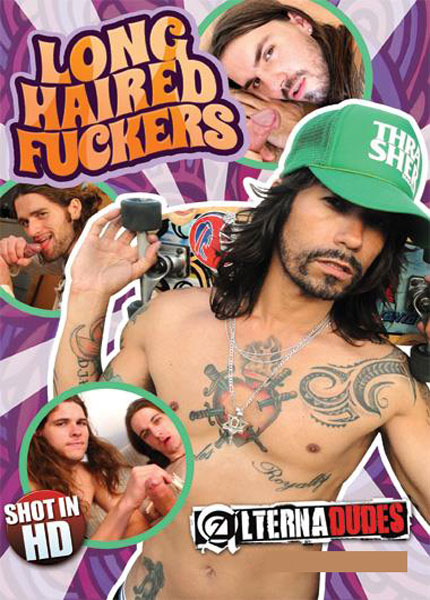 Long Haired Fuckers (2015) - Gay Movies