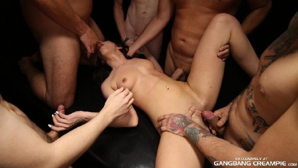Free gang bang sex movies