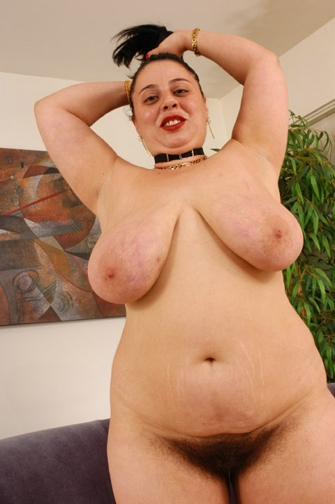 This girl is large, horny and eager to please