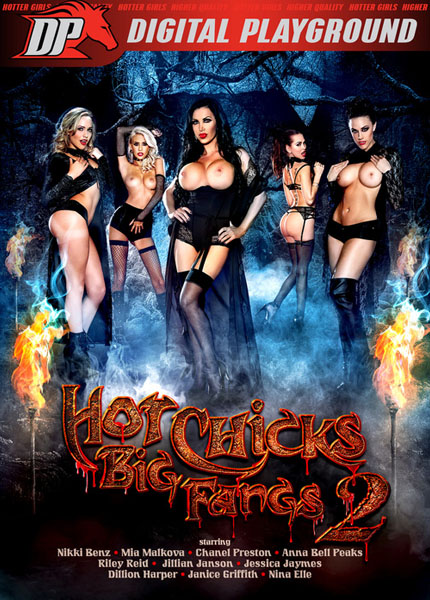 Hot Chicks Big Fangs 2 (2015) - Anna Bell Peaks
