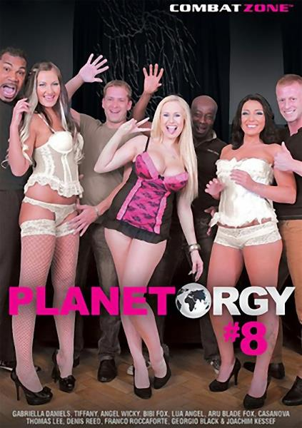 Planet Orgy 8 (2015) - Angel Wicky