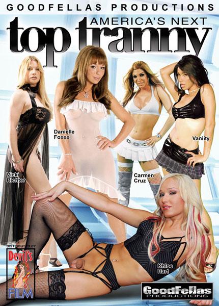 America's Next Top Tranny (2007) - TS Danielle Foxxx