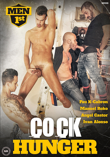 Cock Hunger (2015) - Gay Movies