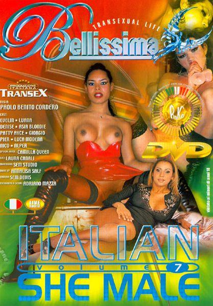Italian She Male 7 (2005) - TS Luana