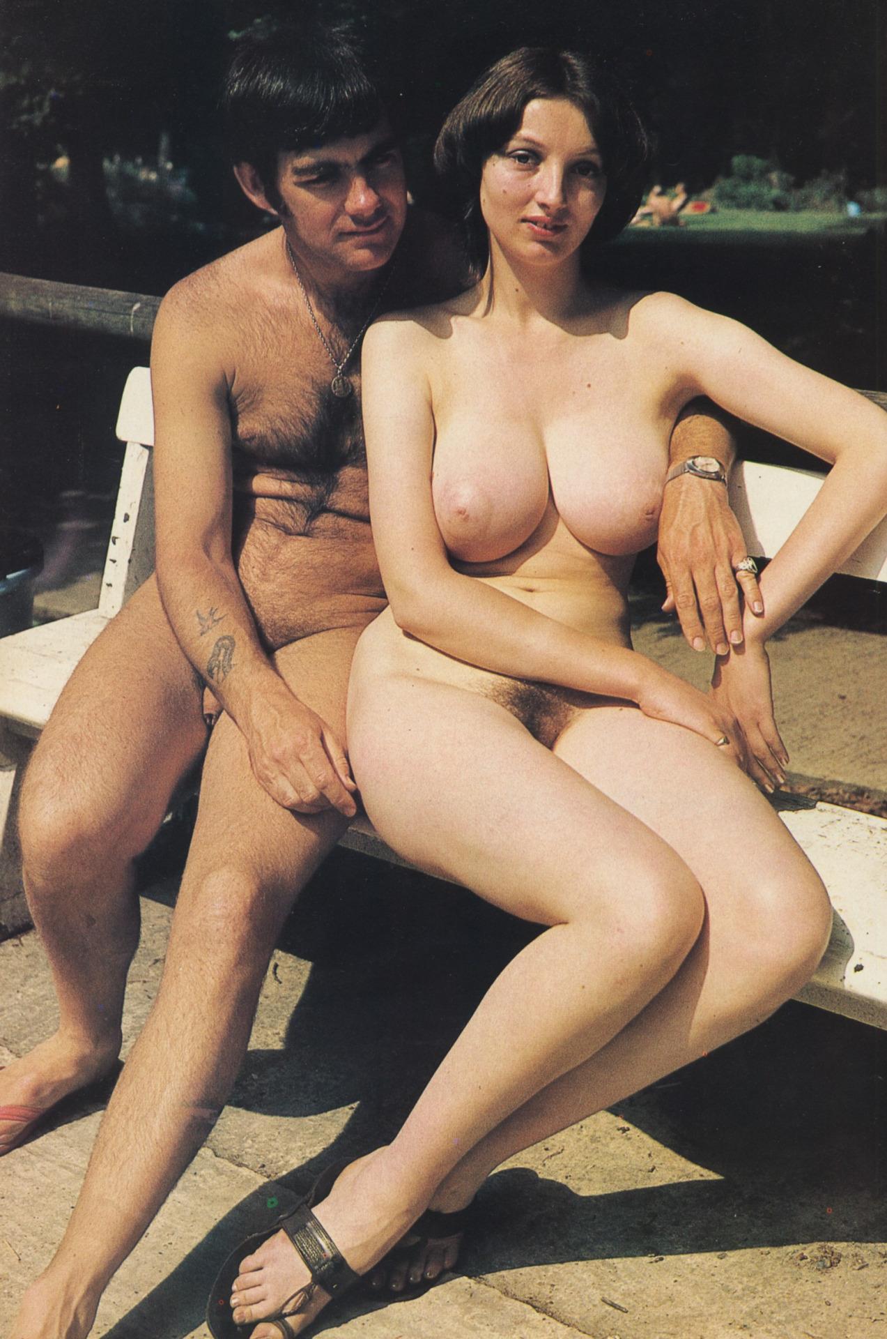 Ретро секс фото нудисты 4 фотография