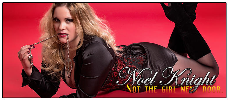 Miss Noel Knight – Testicle Torment