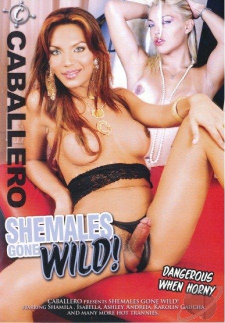 Shemales Gone Wild (2014) - TS Shamila